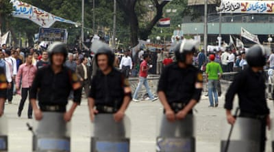 Scores wounded in sectarian clashes in Egypt