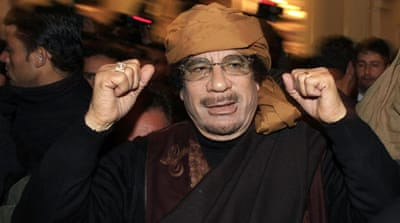 War crimes prosecutor seeks Gaddafi warrant