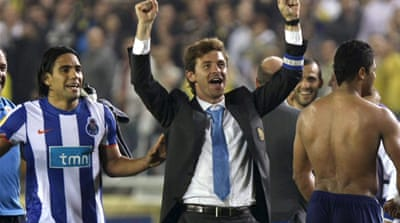 Porto deny Villas Boas offer