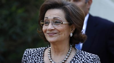 Mubarak's wife returns millions to state