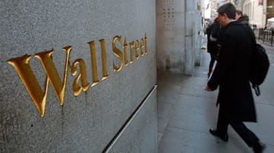 Wall Street and 'aggressive sexuality'