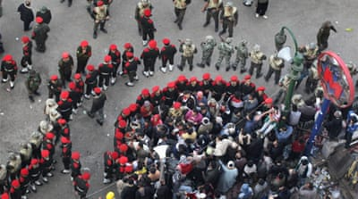 Scorecard: Egypt's army and the revolution