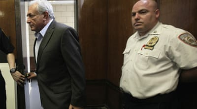 New York court grants Strauss-Kahn $1m bail