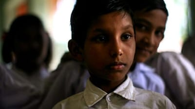 Foundation's lunches nourish Indian children