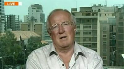 Robert Fisk discusses Bin Laden death