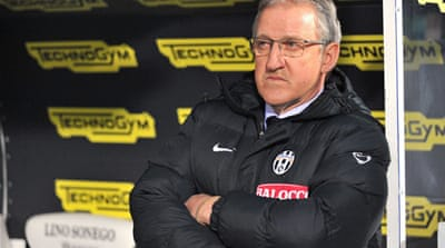 Del Neri 'sacked' by Juventus