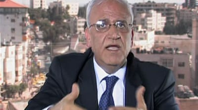 Former PLO negotiator: Israel 'no partner'