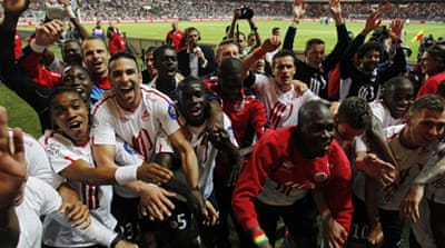 Lille win first French title in 57 years