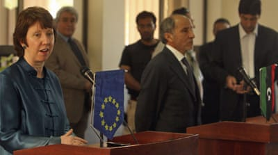 European Union opens mission in Benghazi