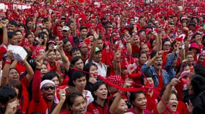 Thai red shirts form alliance ahead of polls