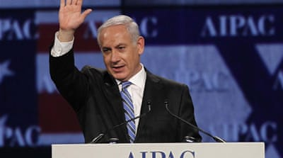 Netanyahu rules out return to 1967 borders