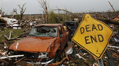 Interactive: Deadly 2011 US tornado season