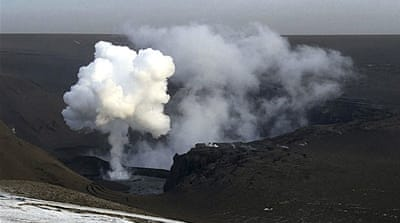 Iceland PM says 'worst is over' for volcano