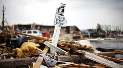 No respite for US from deadly tornadoes