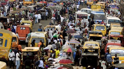 Street Life in Lagos