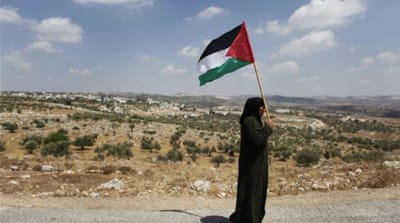 The road to Palestine is becoming clearer