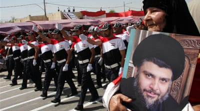 Sadr supporters rally over US troops in Iraq