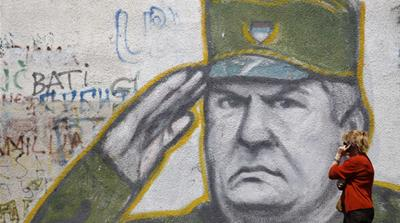 The devolution of Ratko Mladic
