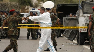UN peacekeepers wounded in Lebanon blast