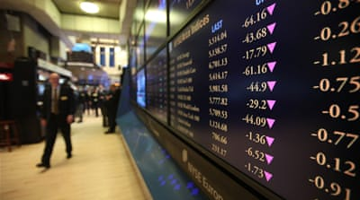 Global markets shaken by Greek debt crisis