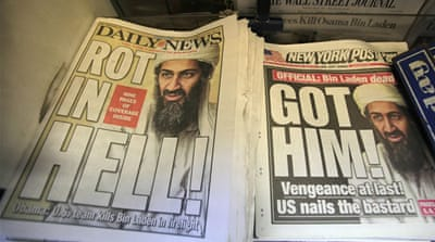 Bin Laden's death dominates front pages