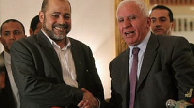 Palestinian factions sign reconciliation deal