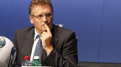 Qatar hits back over Valcke email
