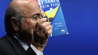 Blatter: 'FIFA is not in crisis'