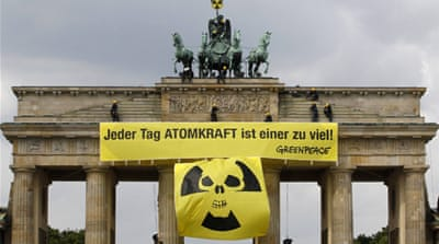 Germany pledges nuclear shutdown by 2022