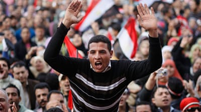 The mathematics of the Arab Spring