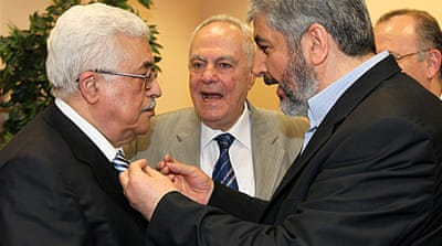 Palestinian factions celebrate unity deal