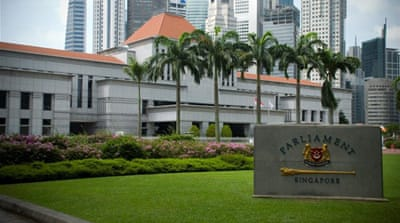 Social media challenges Singapore's rulers