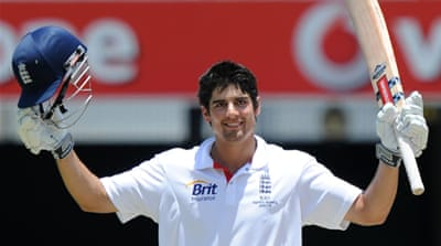Cook appointed England ODI captain