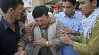 Several dead in attack on Pakistani Shias