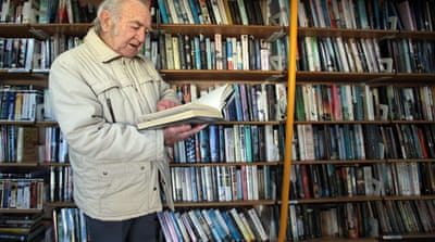 Argentine Free Book Movement woos readers