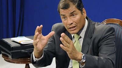 Ecuador's president declares referendum win