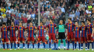 Barca on the brink