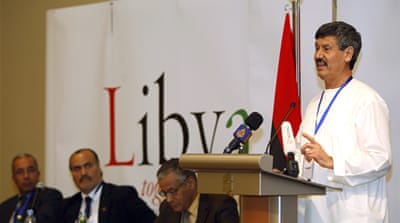 Libyan delegates back rebel council