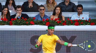 Magic Nadal has his spell broken