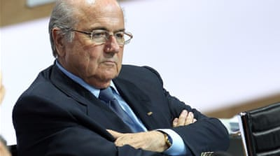Blatter promises World Cup voting changes