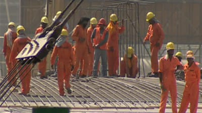 Migrant worker rights under scrutiny in Qatar