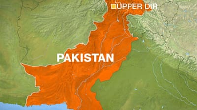 Police checkpost attacked in Pakistan