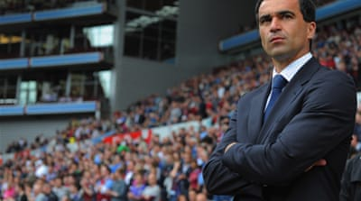 Martinez turns down Villa talks