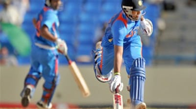 Sharma leads India to series win