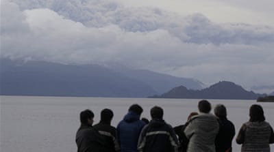 Chile volcano triggers flood alert