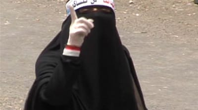 Protesters stand firm in Sanaa