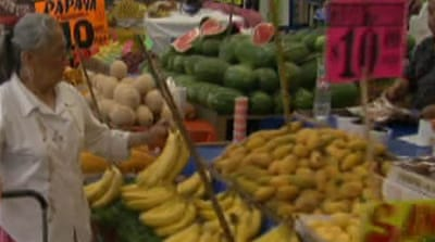 Food price rise worries Mexico