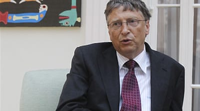 Bill Gates pledges $1bn to vaccine programme