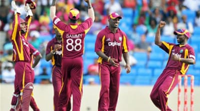 West Indies avoid clean sweep