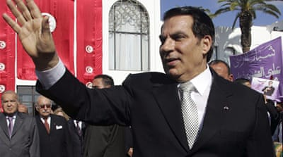 Ben Ali to face trial in absentia